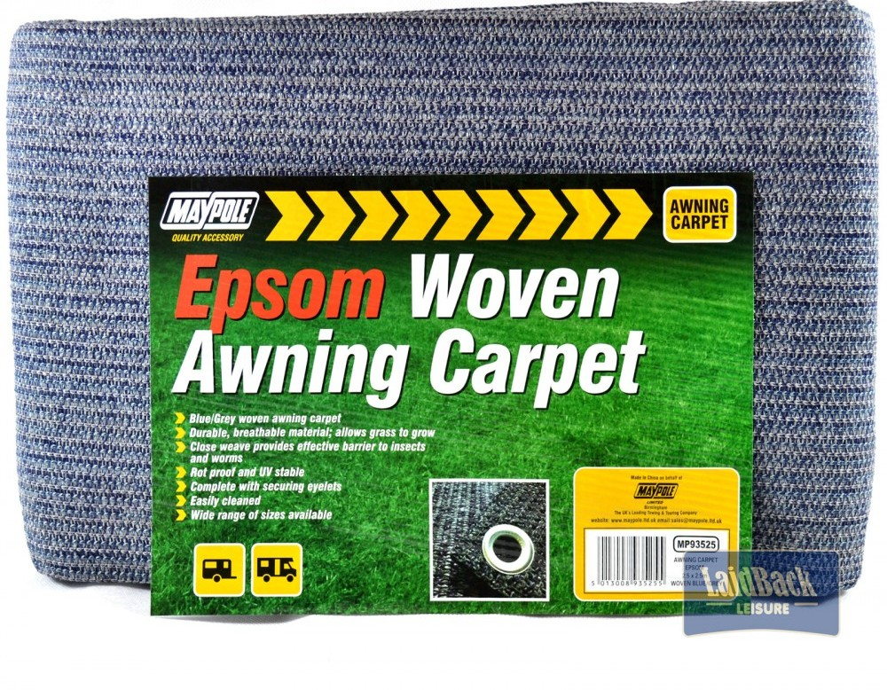 Why Woven Fully Hemmed Awning Carpets Are The Best