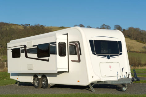 quality caravan top covers