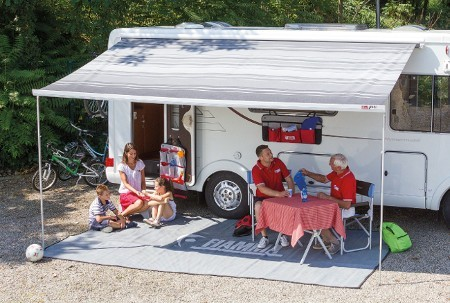 motorhome awning what do I need