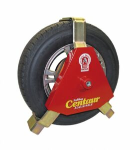 best wheel clamps for motorhomes