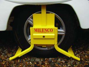 best motorhome wheel clamps