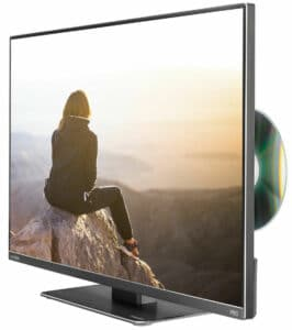 12volt televisions for motorhomes
