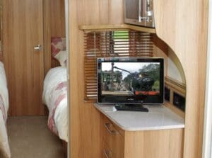 12 volt televisions for motorhomes