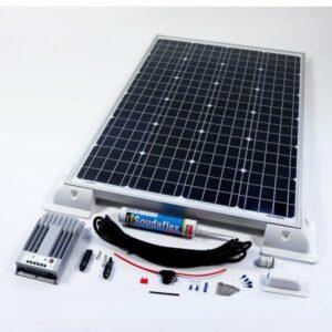 120w MPPT Solar Charge Kit