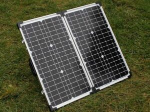 100w Briefcase Solar Charger